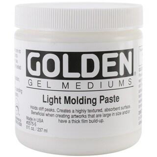Golden Light Molding Paste 8 Ounces