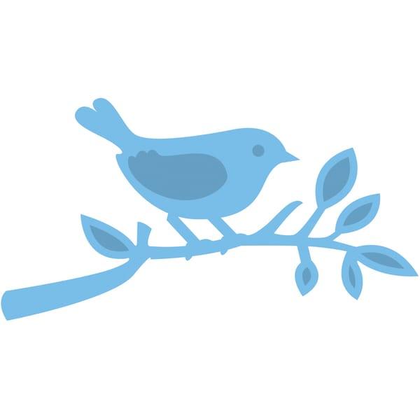Marianne Designs Creatables Die-Bird W/Small Branch