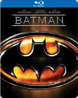 Batman Steelbook (Blu-ray Disc)