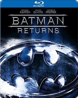 Batman Returns Steelbook (Blu-ray Disc)