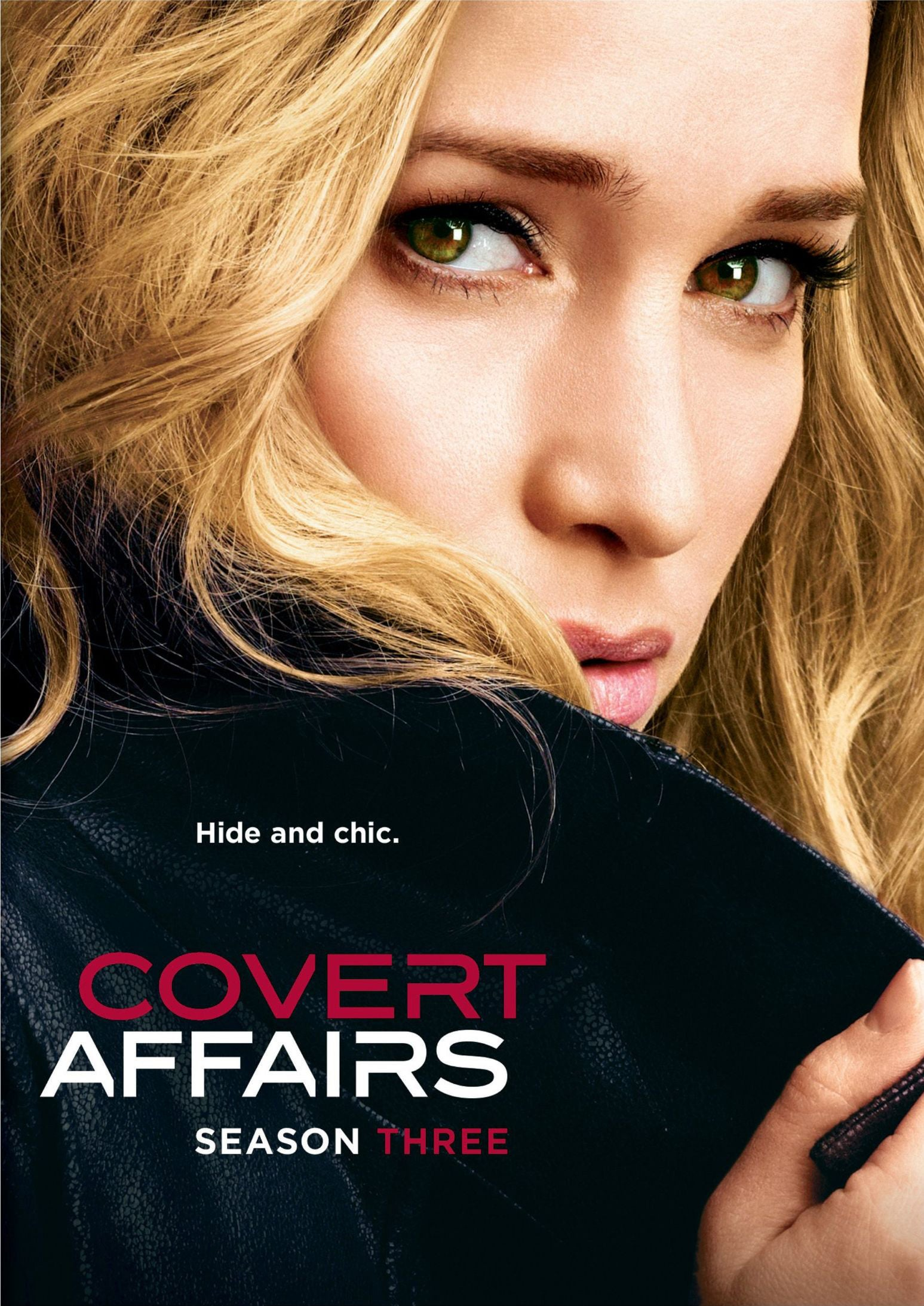 Covert Affairs: Season Three (DVD)