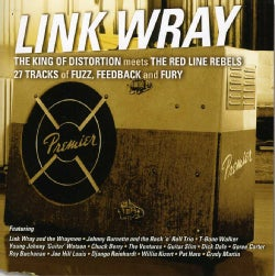 LINK & FRIENDS WRAY - KING OF DISTORTION MEETS THE RED LINE REBELS