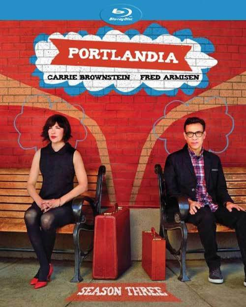 Portlandia: Season 3 (Blu-ray Disc)