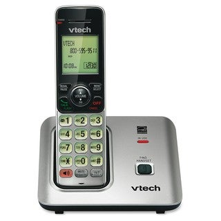 VTech CS6619 DECT 6.0 Expandable Cordless Phone with Caller ID/Call W