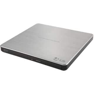 LG GP60NS50 External Ultra Slim Portable DVDRW Silver - Retail Pack|https://ak1.ostkcdn.com/images/products/7906334/P15285689.jpg?impolicy=medium