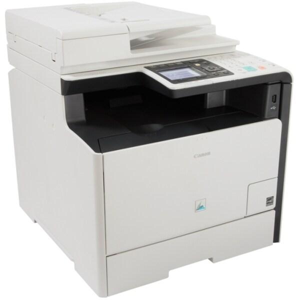 Canon imageCLASS MF8580CDW Laser Multifunction Printer - Color - Plai