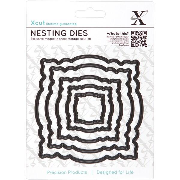 Xcut Nesting Dies-Ornate Frame