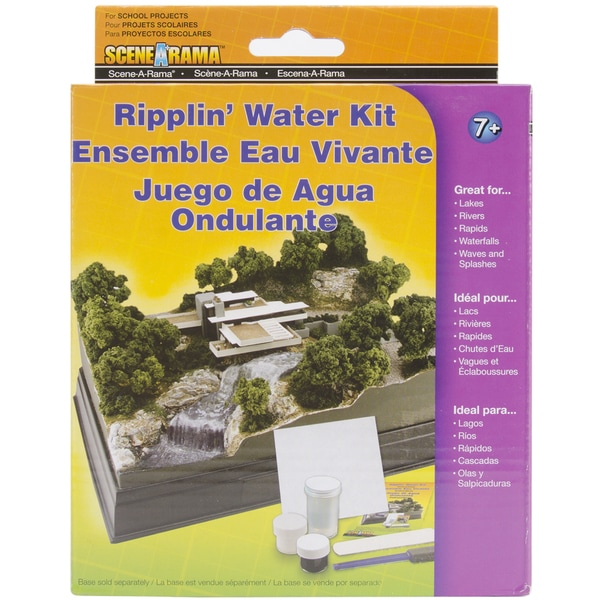Scene-A-Rama Ripplin' Water Kit