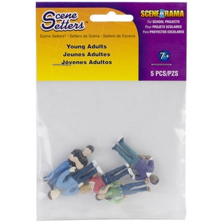 Young Adult Figurines (Pack of 5)