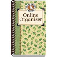 Gooseberry Patch Online Organizer-Leaf