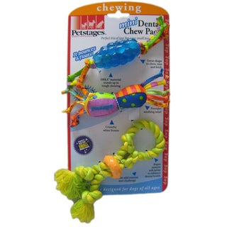 Petstages Mini Dental Chew Pack