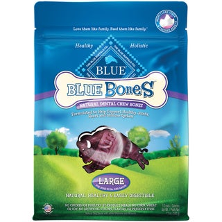 Blue Buffalo Large Dog Bones