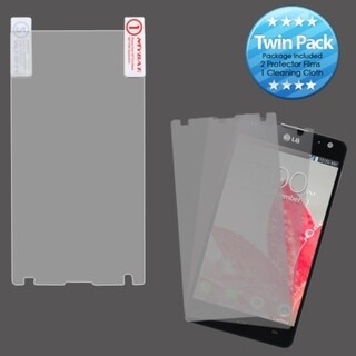 INSTEN 2-piece Screen Protector for LG E970 Optimus G