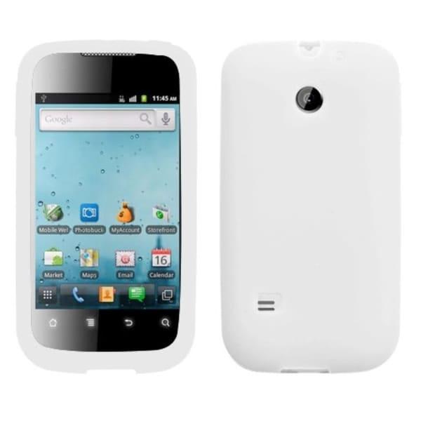 MYBAT White Case for Huawei M865 Ascend II/ U8651T Prism/ U8651S