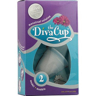 The Diva Cup Post Childbirth Menstrual Solution Cup
