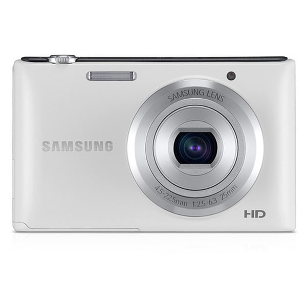 Samsung ST72 16MP White Digital Camera