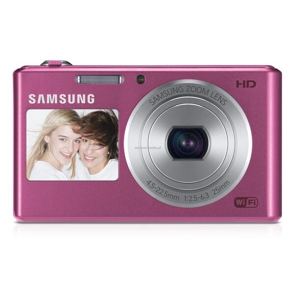 Samsung DV150F 16.2MP Pink Digital Camera