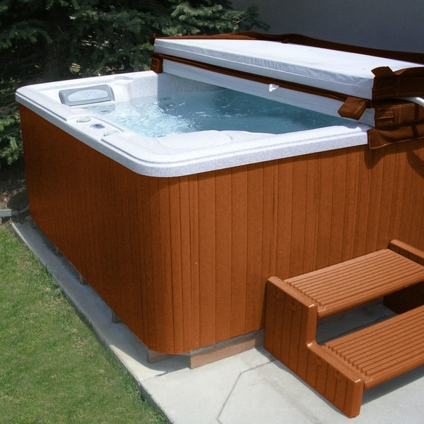 Highwood Eco Friendly Hot Tub Spa Cabinet Replacement Kit