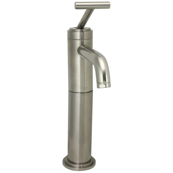 jado bathroom fixtures shop jado ultra steel new vessel faucet free 13287