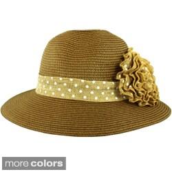 Faddism Vintage Summer Travel Hat