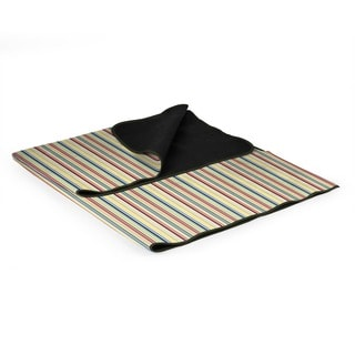 Picnic Time Striped Blanket Tote
