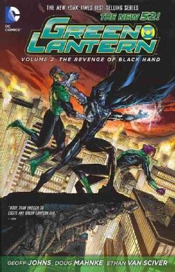Green Lantern 2: The Revenge of Black Hand  (Paperback)