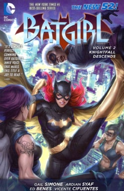 Batgirl 2: Knightfall Descends (Paperback)