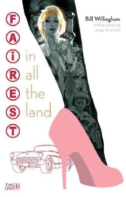 Fairest in All the Land (Hardcover)