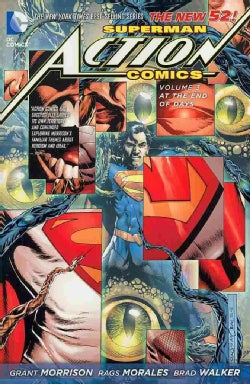 Superman Action Comics 3: At the End of Days (Hardcover)