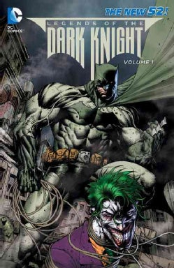 Batman Legends of the Dark Knight 1 (Paperback)