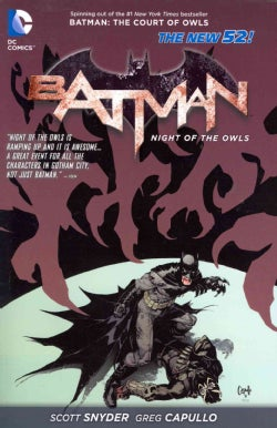 Batman: Night of the Owls  (Paperback)