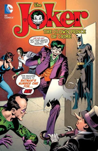 The Joker: The Clown Prince of Crime (Paperback)