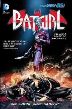 Batgirl 3: Death of the Family (The New 52) (Hardcover)