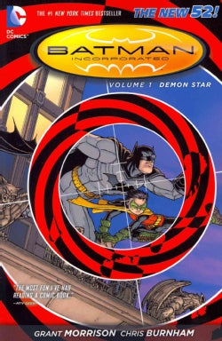 Batman Incorporated 1: Demon Star (The New 52) (Paperback)
