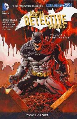 Batman Detective Comics 2: Scare Tactics (Paperback)