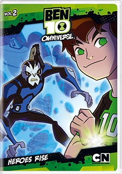 Ben 10 Omniverse: Heroes Rise Volume Two (DVD)
