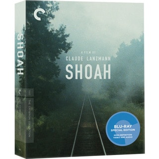 Shoah Box Set - Criterion Collection (Blu-ray Disc)