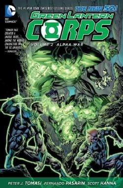 Green Lantern Corps 2: Alpha War (The New 52) (Paperback)