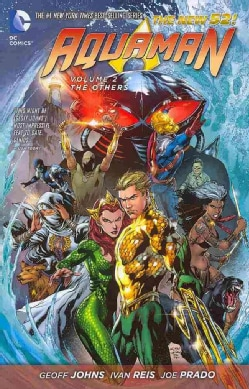 Aquaman 2: The Others, The New 52 (Paperback)