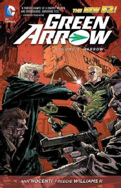 Green Arrow 3: Harrow (Paperback)