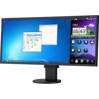 "NEC Display MultiSync EA294WMi-BK 29.1"" LED LCD Monitor - 21:9 - 6 ms"