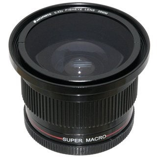 AGFA 0.42X Super Macro Fisheye Lens 58/ 52mm APFE4258