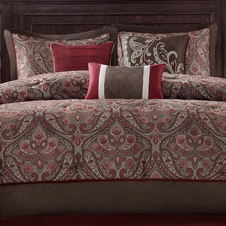 Madison Park Preston 7-piece Comforter Set (3 options available)