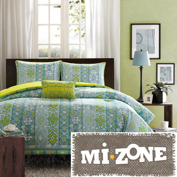 Mi Zone Ashlyn 4-piece Comforter Set