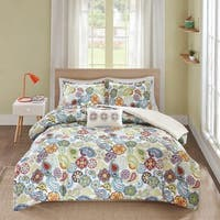Mi Zone Asha 4-piece Duvet Cover Set