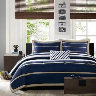 Mi Zone Garrett 4-piece Comforter Set