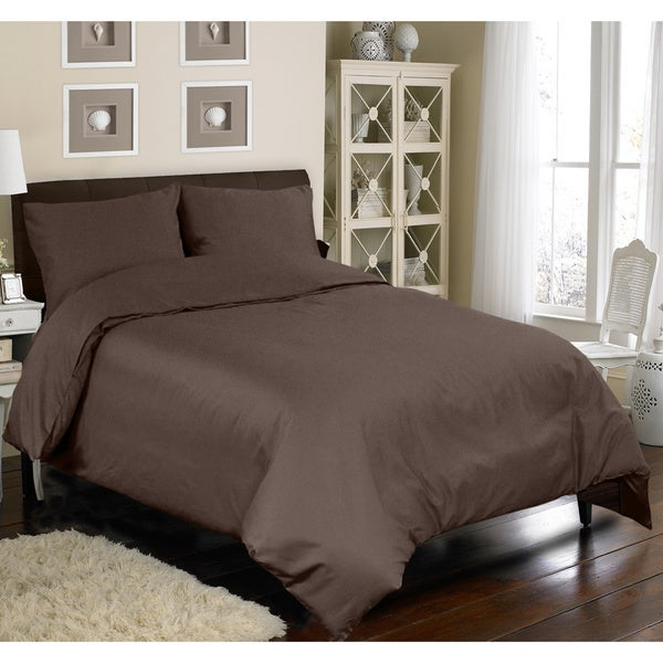 Grand Luxe Egyptian Cotton Sateen 800 Thread Count 3 Piece