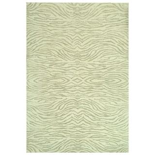 Martha Stewart Journey River Silk/ Wool Rug (9'6 x 13'6)