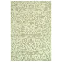 Martha Stewart by Safavieh Journey River Silk/ Wool Rug - 9'6 x 13'6