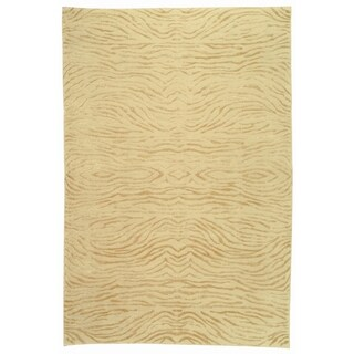 Martha Stewart by Safavieh Journey Desert Silk/ Wool Rug (9'6 x 13'6)